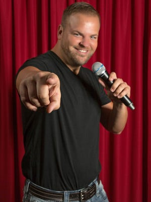 Michael Van Ness is a jack of all trades: DJ, magician, comedian and entertainer.