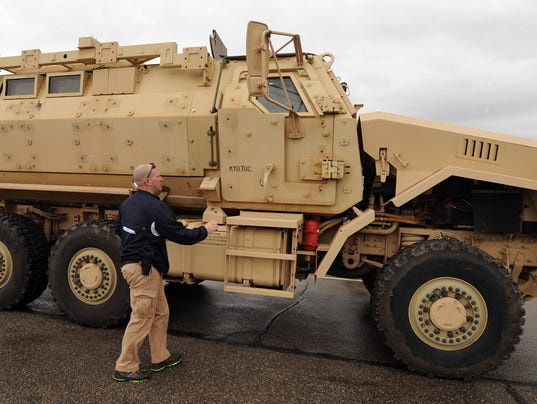 MAR MRAP arrives 04