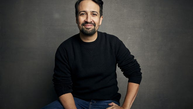 """Lin-Manuel Miranda, playwright, actor and songwriter, shows his impressive hip-hop improv skills in """"We Are Freestyle Love Supreme,"""" a documentary streaming on Hulu."""