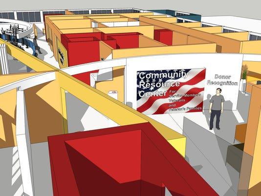 Veterans Center Image