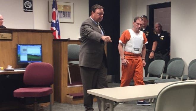 Daniel Myers, who appeared in Sandusky County Common Pleas Court on June 13, has had two new attorneys appointed to represent him.  The Toledo-based attorneys are certified to handle capital-punishment cass.