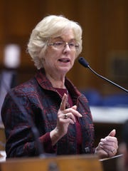 Rep. Sue Errington, D-Muncie