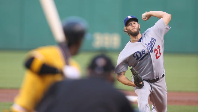 Clayton Kershaw is the game's No. 1 pitcher, but how high will he go in fantasy drafts this year after his injury-shortened 2016?
