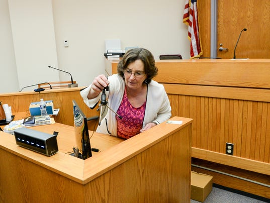state court reporter shortage