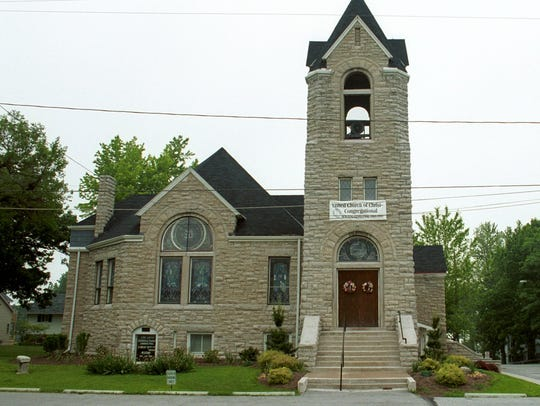 First United Church of Christ, 802 Prarie St., in Marblehead,