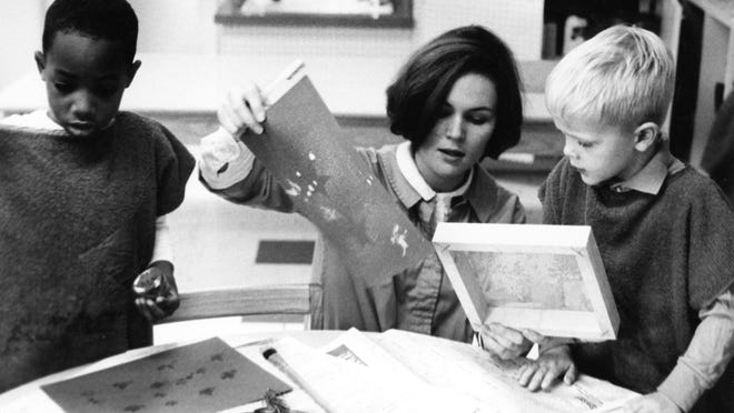 Curricula for early childhood education for children with and without disabilities learning together were pioneered at the Kennedy Center in the 1970s.