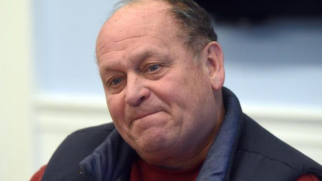 Dover Mayor Robert Carrier.