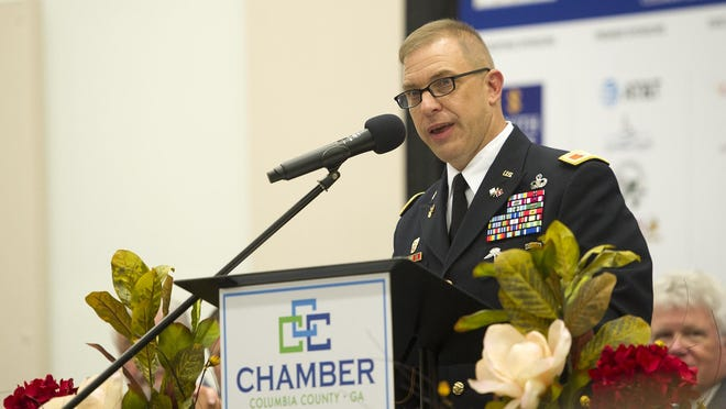 James Clifford talks about the business impact of Fort Gordon.