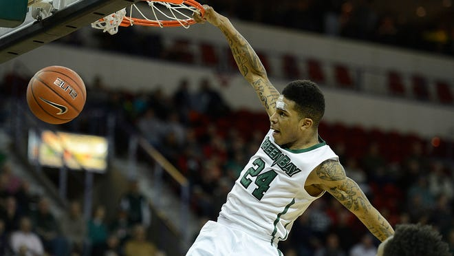 With extra days to prepare, Horizon League opponents have had more time to figure out how to stop UWGB star Keifer Sykes.