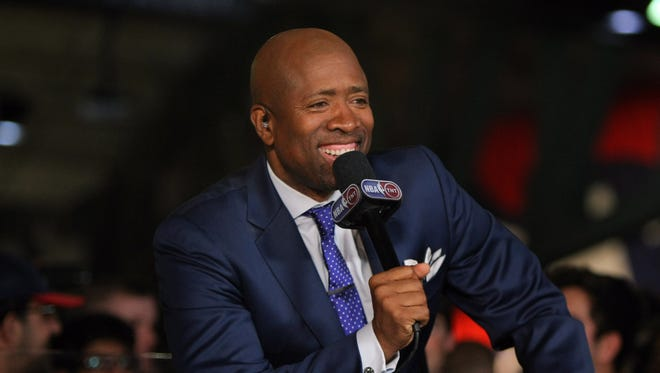 TNT television personality Kenny Smith in 2015.