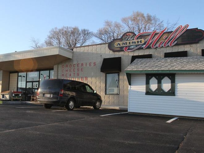 The owner of the Amish Mill in Prices Corner has been accused of defrauding customers.