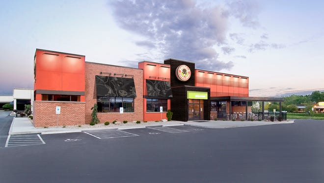 Buffalo Wings & Rings is under construction next to Zaxby's at 11751 S. Cleveland Ave., south Fort Myers.