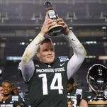 Couch chat replay: On MSU football storylines, next season's basketball team and Deadspin