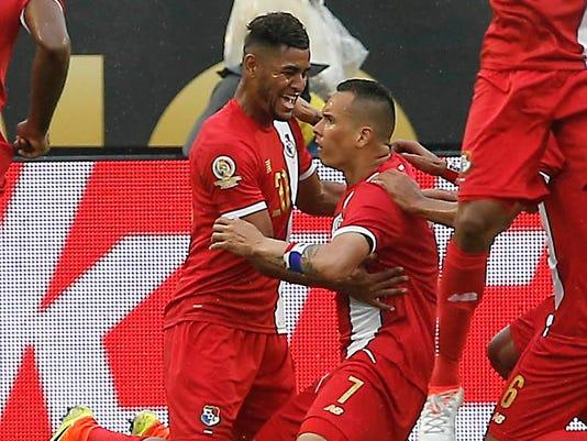 Soccer: 2016 Copa America Centenario-Panama at Bolivia