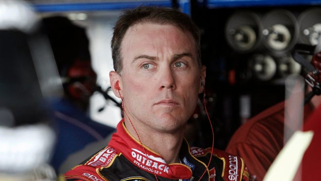 Kevin Harvick jokes it may be smarter to stay home than risk jeopardizing your race car in knockout qualifying at Talladega Superspeedway on Saturday.