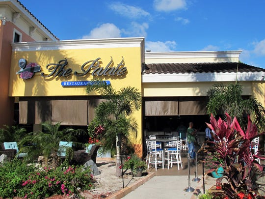 The Palate Restaurant & Bar recently closed in North Naples.