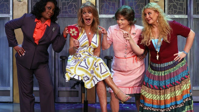 """""""Menopause: The Musical"""" comes to the Visalia Fox Theatre this week."""