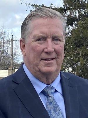 Cranston Councilman Ken Hopkins.