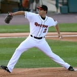 Red Wings starter Tommy Milone pitched a complete shutout with 13 strikeouts and no walks in a 3-0 win over Durham.