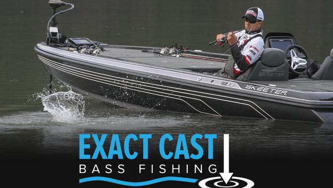 Nick LeBrun's Exact Cast Bass Fishing could be a game changer for some anglers.