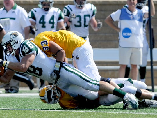 Bemidji State's Brian Leonhardt has played for several