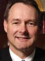 State Treasurer Michael Fitzgerald