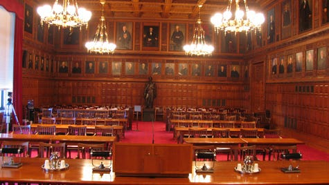 The New York State Court of Appeals in Albany