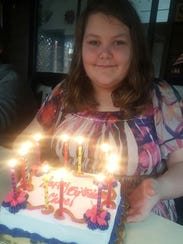 Chloe Reed, daughter of Michael Reed, died in the Gatlinburg