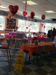 White Castle will host their Valentine's Day celebration