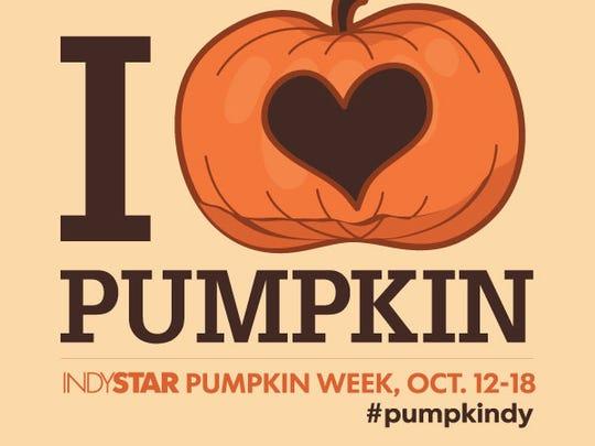 It's Pumpkin Week on IndyStar.com.