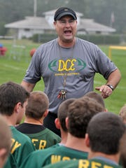 Luke Coenen enters his sixth season as coach of the D.C. Everest football team.