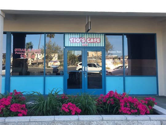 Tio's Cafe is open and serving breakfast and lunch at what used to be Simi Deli USA in Simi Valley.