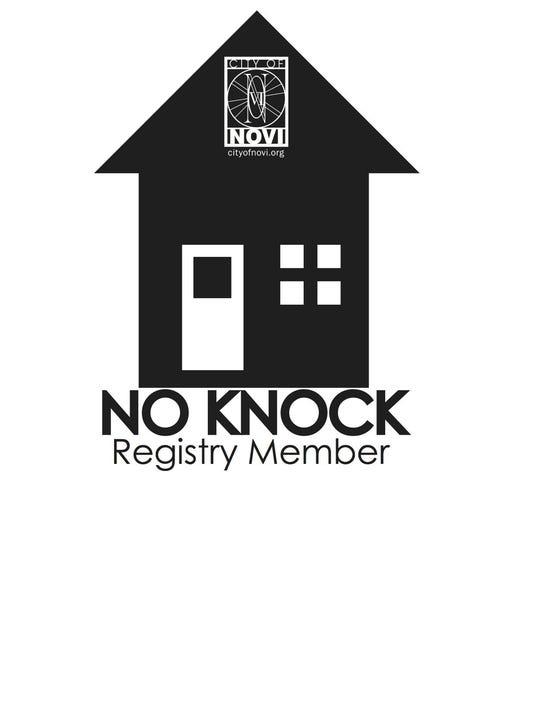 nno do not knock folo