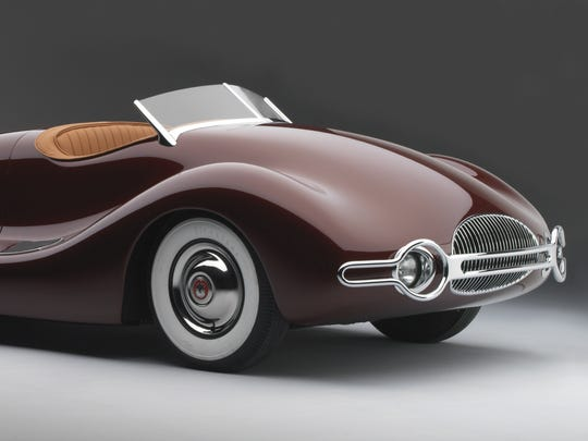 Norman Timbs Special, 1947. Designed by Norman Timbs. Courtesy of Gary and Diane Cerveny.