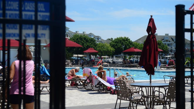 The Oasis Pool and Pool Bar in Ocean Pines has recently allowed children into the pool area. Previously until Monday, July 10, 2017, no children were allowed to use this pool unless for special occasions.