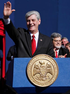 Mississippi Gov. Phil Bryant