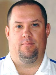 Andy Loucks was named the YAIAA Division II Coach of
