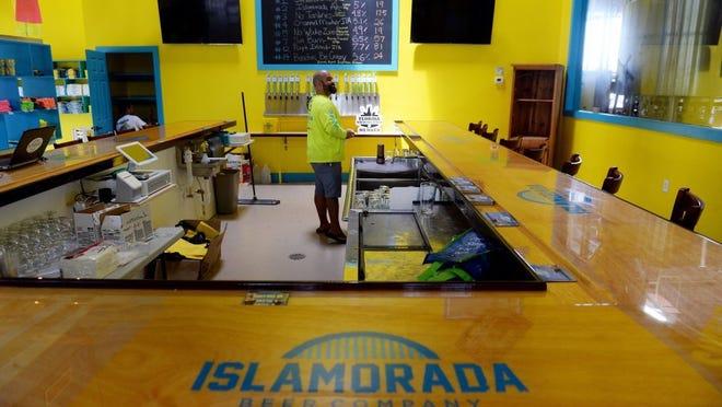 The Islamorada Olympics is noon to 4 p.m. Saturday at the Islamorada Beer Company, north ofFort Pierce.