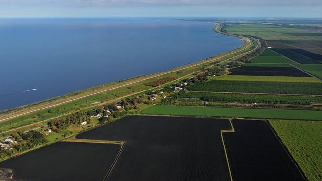 The Herbert Hoover Dike around Lake Okeechobee is in need of $800 million in repairs.