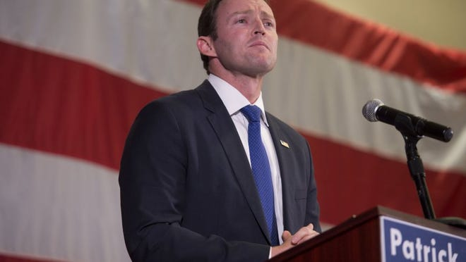 Images from U.S. Rep Patrick Murphy's election party Tuesday, August 30, 2016 at the DoubleTree Hotel in Palm Beach Gardens. Murphy beat four other contenders to clinch the Democratic nomination for Florida's U.S. Senate seat and will be facing Marco Rubio in November's election.
