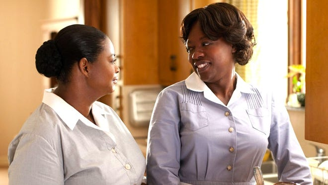 "Octavia Spencer and Viola Davis in ""The Help"""