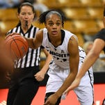 UCF's Aliyah Gregory earns AAC honor