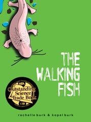 """""""The Walking Fish"""" tells the tale of a blind fish."""