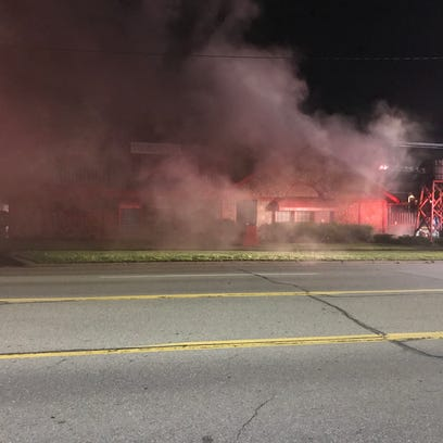 Grindstone Smokehouse fire cause still undetermined