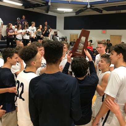 Boys basketball: Oasis wins first district title; Riverdale, Canterbury, Cape all fall short
