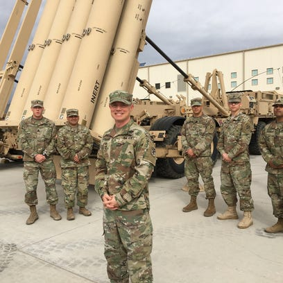 Fort Bliss plays quiet, but key role in laying foundation for THAAD in South Korea