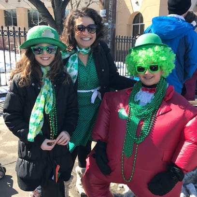 Luck o' the Irish: St. Patrick's Day parade drums and dances its way through Rochester