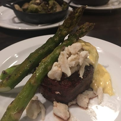 First Bites: 117 Prime serves up steaks and more Downtown