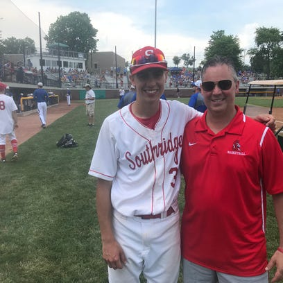 LaGrange father and son revel in Southridge's big year