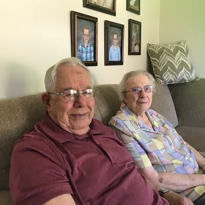 Wedded 70 years: Here are their 4 tips for a lasting marriage